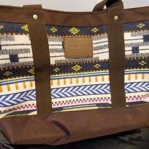 Pendleton women's tote bag